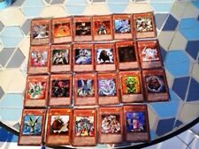 OFFERTISSIMA LOTTO CARTE 250 Yu-Gi-Oh! SERIE COLOR BRUNO