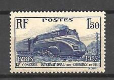 France 1937 Yvert n° 340 neuf ** 1er choix