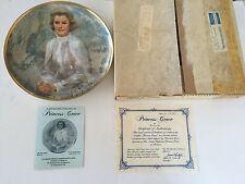 """1983 Hamilton Collection """"Princess Grace"""" Thorton Utz Collector Plate"""