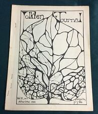 "Rare 1966 ""Tolkien Journal"" vol. 2 #3 Hobbit - Lord of the Rings Fanzine J.R.R."