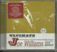 JOE WILLIAMS - Ultimate (1999) CD