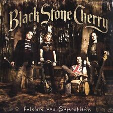 BLACK STONE CHERRY - FOLKLORE AND SUPERSTITION - CD SIGILLATO 2008
