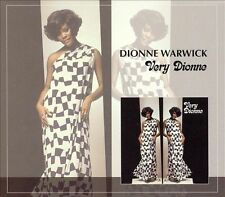 Dionne Warwick cd Very Dionne - Rhino Brand NEW