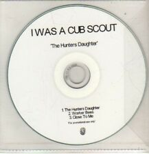 (CO134) I Was A Cub Scout, The Hunter's Daughter - DJ CD