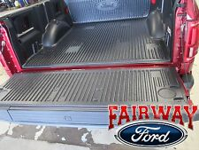 15 thru 16 F-150 OEM Genuine Ford Parts Black Tailgate Protector with Hardware