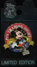 Pin Trading Night - Mickey Mouse 3D/Castle Dangle - LE Disney Pin 43496