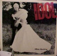 "Billy Idol White Wedding US 12"" 2 mixes"