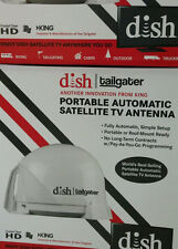 Dish Network Tailgater 3-VQ4400-Brand New-Newest Model-Portable TV Antenna!!