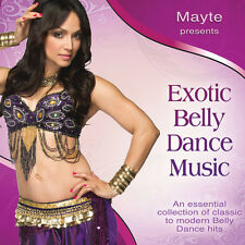 Exotic Belly Dance Music by Mayte Garcia