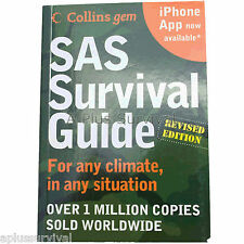 SAS Complete Survival Guide - Great for Survival Packs!