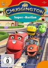 CHUGGINGTON VOL.9: SUPER-BASTIAN -  DVD NEUWARE (REGIE:SARAH BALL)