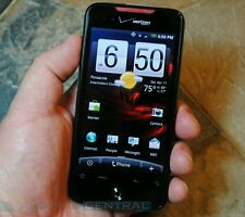 HTC INCREDIBLE FLASHED TO VERIZON PREPAID UNLIMITED 3G HOTSPOT $5 A MONTH!