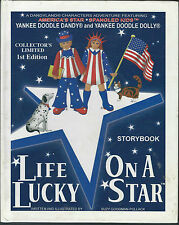 Life on a lucky star by suzy goodman-pollack great pictures! 2000 hc signed book