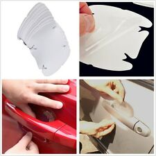 20 Pcs Car SUV Door Handle Universal Invisible Film Protective Scratches Sticker