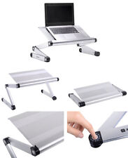 SuperMag Adjustable Vented Lap Desk Table, Laptop, Mac, PC, Vented, Office