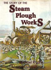 Historia Del Vapor cepillo obras fowlers de Leeds Agricultura + tracción Motores