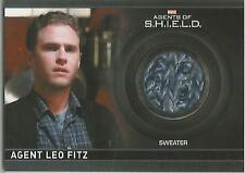 """Marvel Agents of Shield S2 - CC6 """"Agent Leo Fitz"""" Costume Card #013/425"""