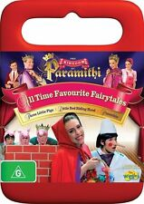 Kingdom of Paramithi: All Time Favourite Fairytales Three Little Pigs DVD