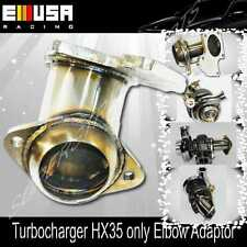 """Turbo Outlet Elbow for Turbo charger HX35 HX35W  T3 only 3"""" EXHAUST"""
