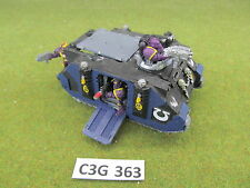 Warhammer 40K Space Marine Rhino w/ oop Legion of Damned figure