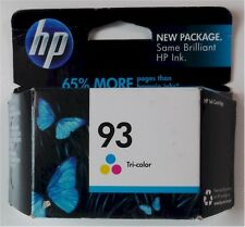 GENUINE NEW HP 93 Color Ink Cartridge (10/2011) ++FREE SHIP!