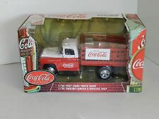 Matchbox Coca-Cola 1957 Stake Truck Bank 1:25 Scale