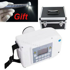 Dental Digital X-Ray Machine intra-oral Imaging 30KHz +LED handpiece【2-5 to US】