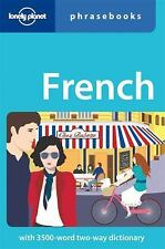 Lonely Planet French Phrasebook Lonely Planet, Michael Janes Paperback