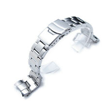 20mm Super Oyster Watch Band for Tudor Tiger 79260, 79270 or 79280, Diver Clasp