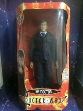 """DOCTOR WHO 12"""" FIGURE - THE 10th TENTH DOCTOR with SCREWDRIVER DAVID TENNANT"""