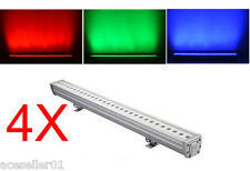 4pcs led wall wash light RGB 3IN1 led wall light IP65 outdoor building lights