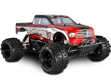 REDCAT Rampage XT 1/5 Scale Gas 2.4GHz Remote Control 4WD Monster Truck - RED