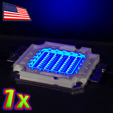 [1x] 50W Bright BLUE LED 465nm High Power 2000LM 32V 50 Watt Lamp