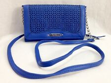 Women's Nicole Miller Royal Blue Cross Body Purse, Never Used