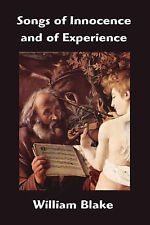 *NEW* Songs Of Innocence And Of Experience by William Blake Book