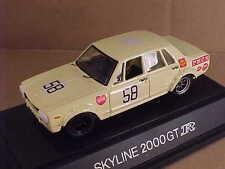 EBBRO 1/43 Diecast 1969-72 Nissan Skyline GT-R PGC10 #58 Year/Event Unknown #38