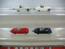 L15-0,5# 4x Wiking H0 Models/Model cars, Jaguar Sport 20, TOP