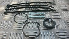 BMW X5 E53, 5 Series E39 Air Suspension Compressor Wabco Pump Seal Repair Kit