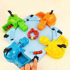 Hungry Hippo Marble Swallowing Hippo-Feeding Game Children Family Fun Toys