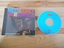 CD Jazz Miles Davis - Live At Montreux (16 Song) WARNER BROS / Quincy Jones