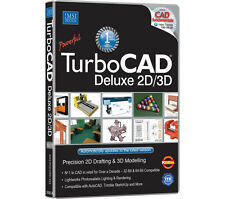 Avanquest TurboCAD 22 Deluxe 2D/3D AVQ-ITCD-BOX-V22 UPDATES TO LATEST VERSION