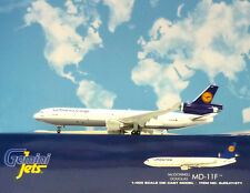 Gemini Jets 1:400 Boeing md-11f Lufthansa Cargo D-alcn + HERPA wings catalogue