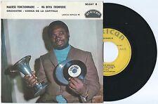 "7"" CONGA DE LA CAPITALE Makiese (African/Landa Bango 73 FRANCE) afro beat EX!"