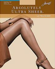 Hanes Absolutely Ultra Sheer Control Top Sandalfoot Pantyhose Size F Natural 707