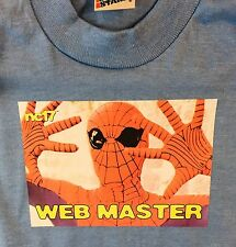 12 LOT Spider-man 70's TV Show Justice League Peter Parker vTg t-shirt Iron-on