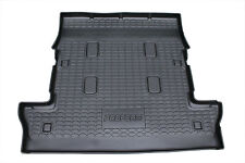 TO FIT: Toyota Landcruiser 200 Series (with 3rd row seats), Cargo Liner Boot Mat