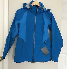 Arc'teryx Stingray Jacket Women's Gore-tex Water Proof-M Colour-Antilles Blue