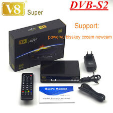 DVB-S2 HD Freesat V8 super Digital Satellite TV Receivers Support 3G Wifi iptv