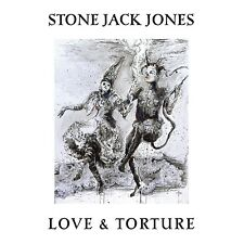STONE JACK JONES - LOVE & TORTURE  CD NEU