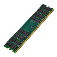 4GB Memory DDR2 PC2-6400 800MHz Micron Chips Dimm RAM For PC Desktop AMD CPU
